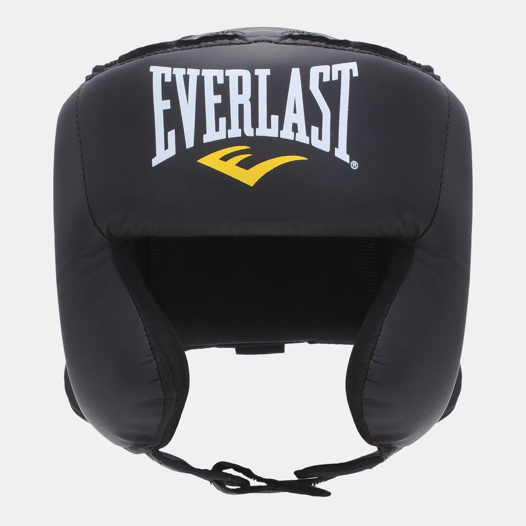 Everlast Headgear - Black