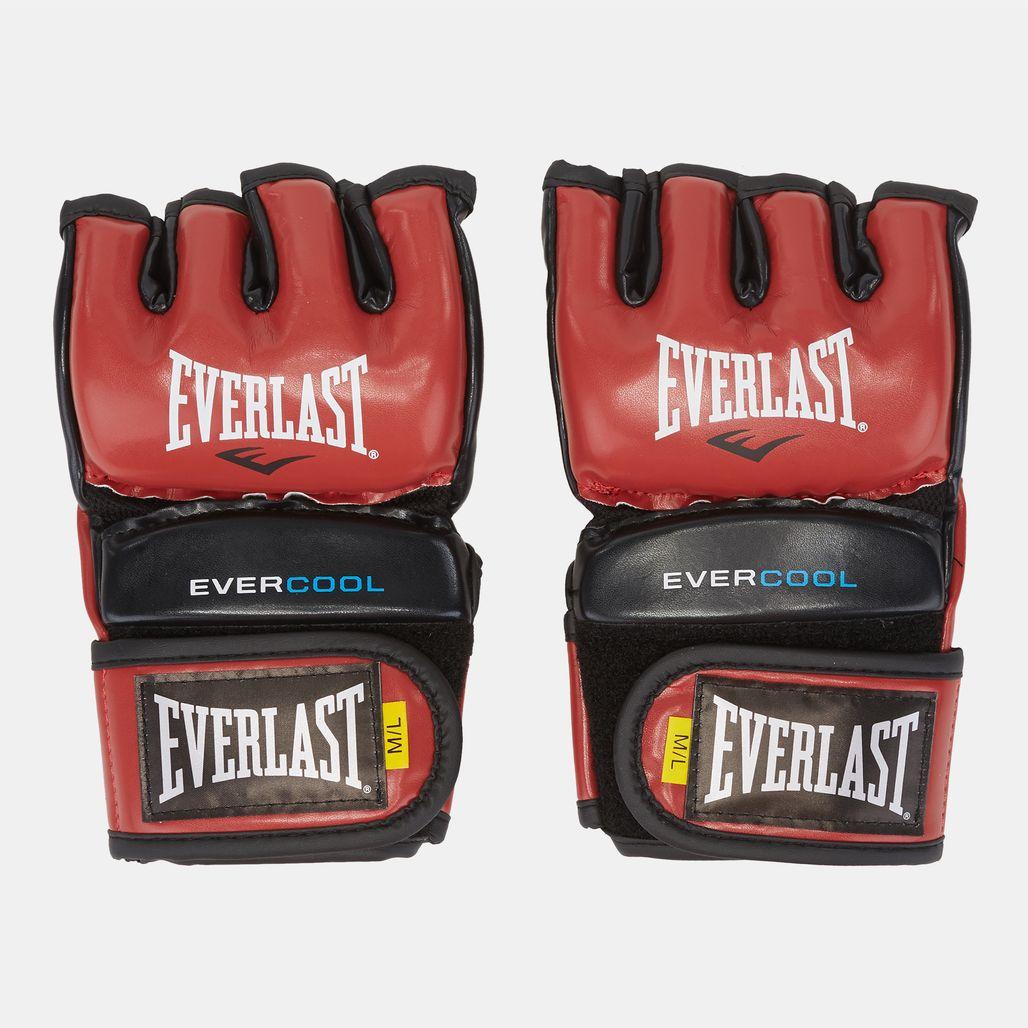 Everlast EverStrike Training Gloves - Red
