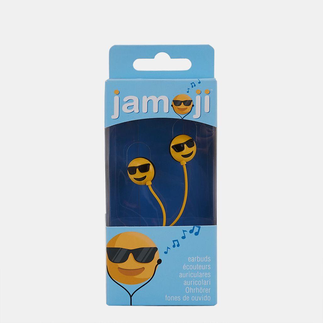 JamAUDIO Jamoji Wired Earbuds - Multi