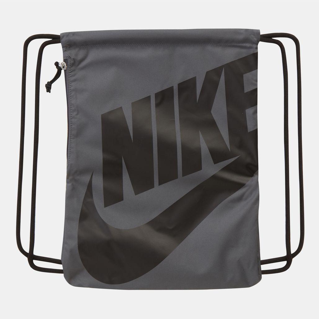 Nike Sportswear Heritage Gymsack - Grey