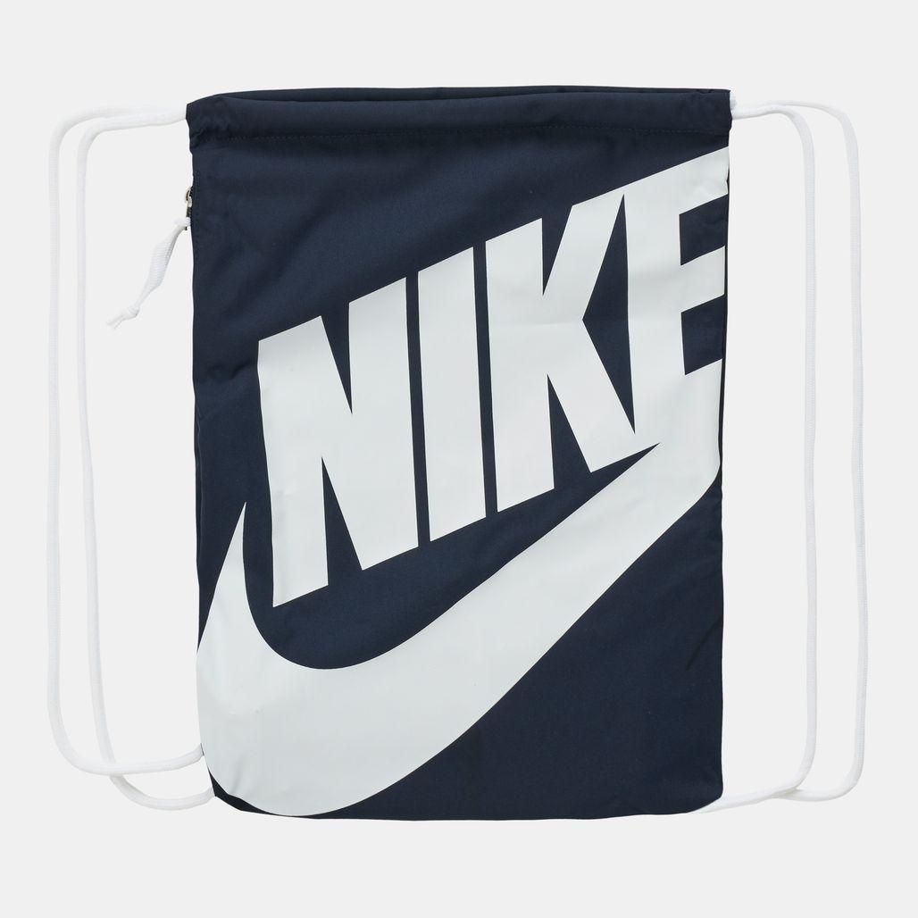 Nike Heritage Gymsack - Blue