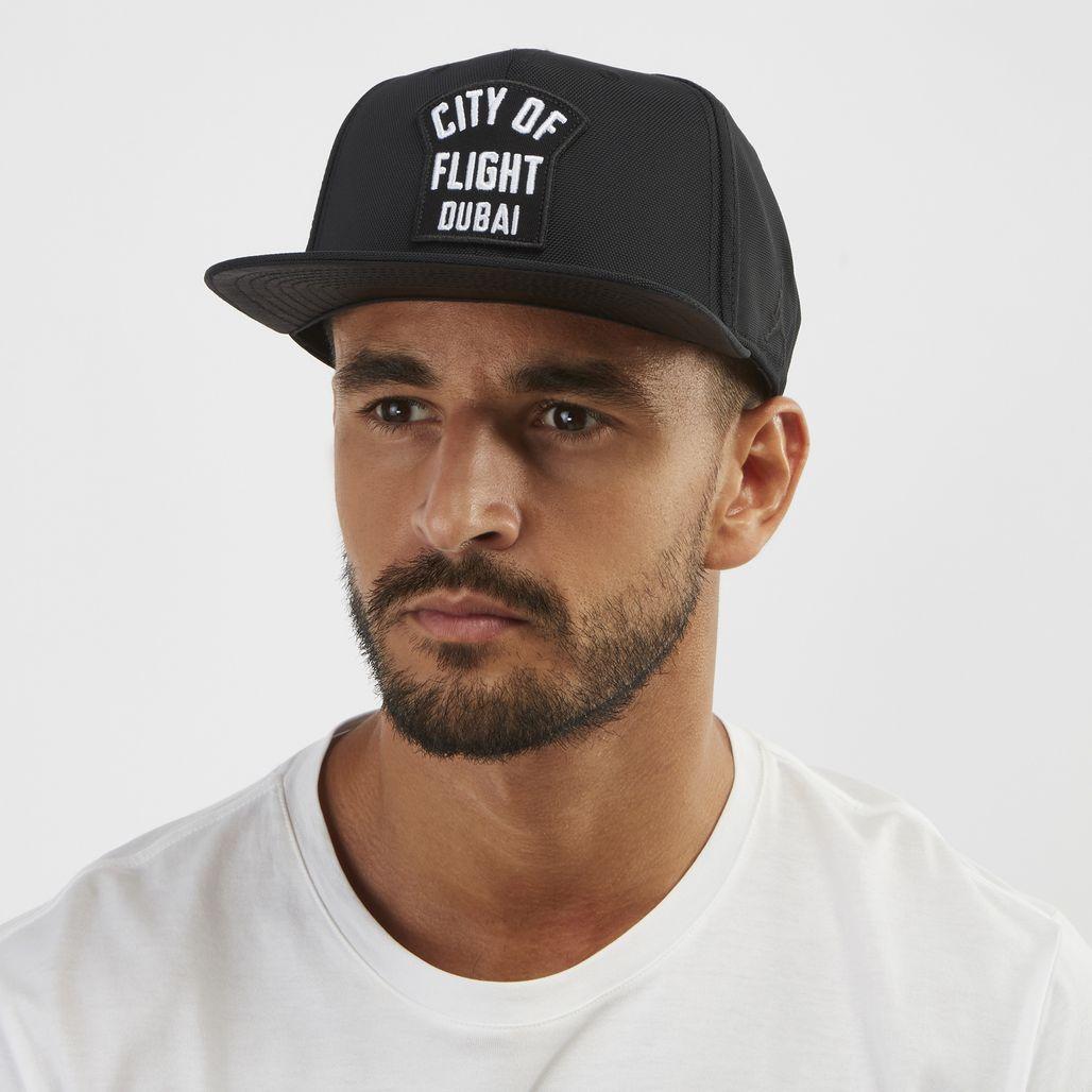 Jordan Jumpman Pro City of Flight Zip Cap - Black