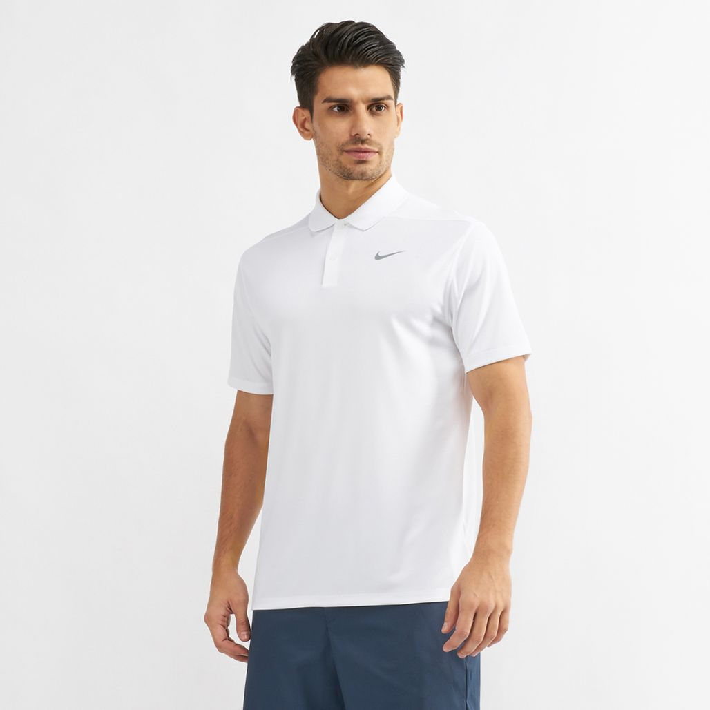 Nike Golf Dri-FIT Victory Left Chest Polo T-Shirt