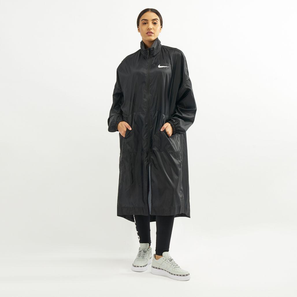 Nike Women's Sportswear Swoosh Woven Jacket