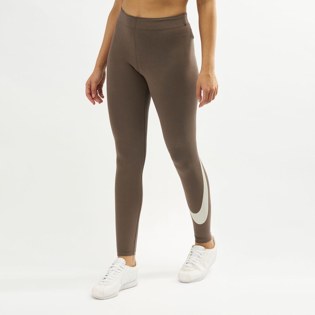 Nike Women's NSW Leg-A-See Swoosh Leggings