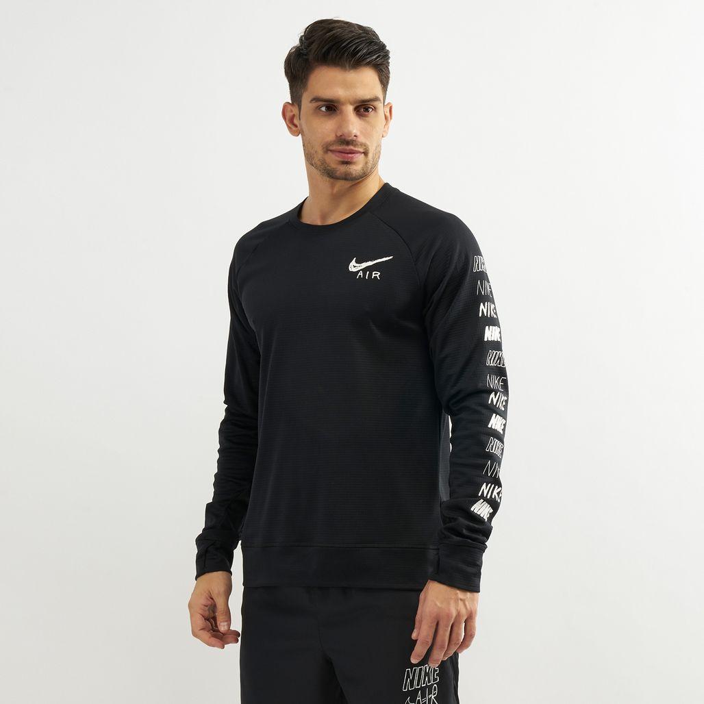 Nike Men's Pacer Long Sleeve Running T-Shirt