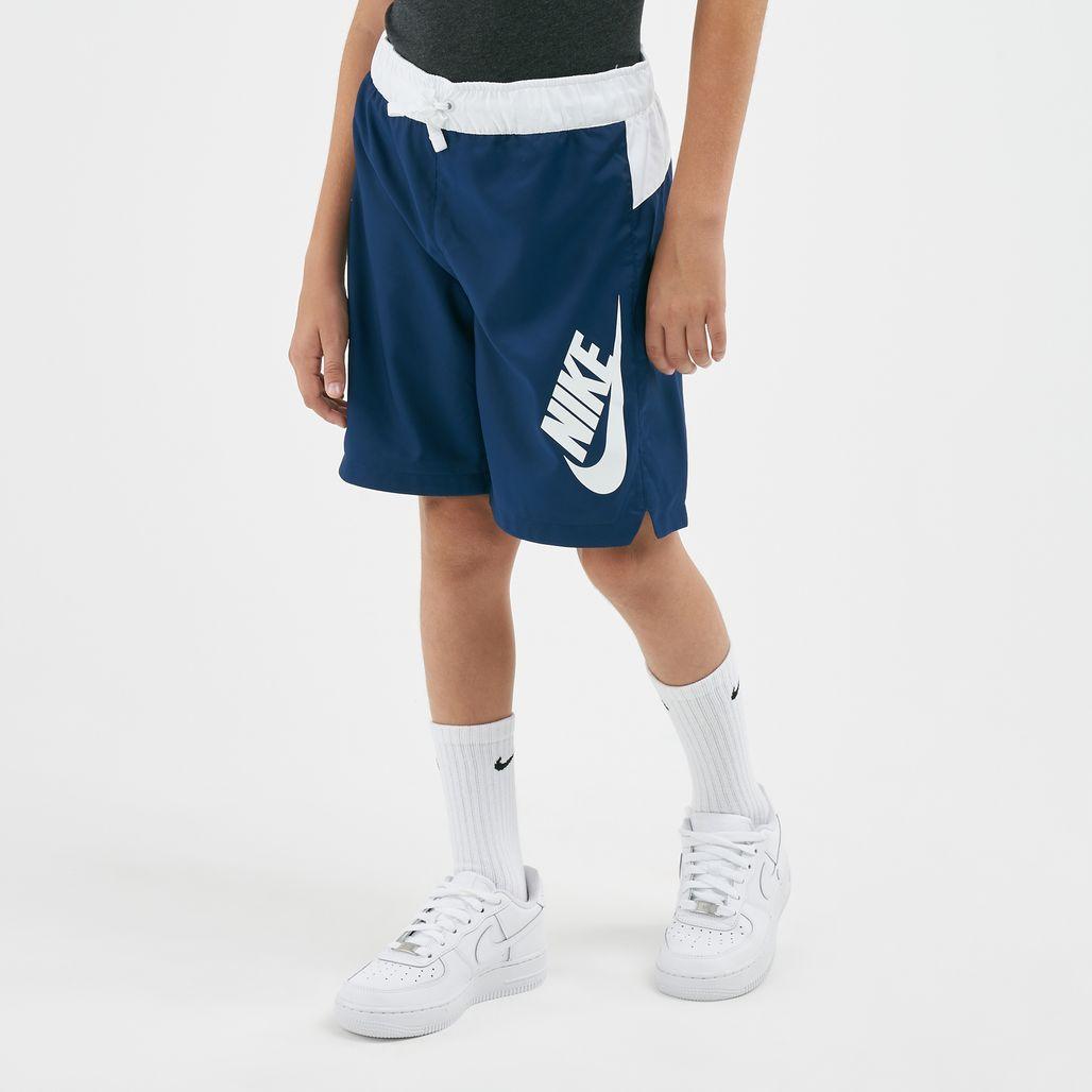 Nike Kids' Sportswear Woven Shorts (Older Kids)