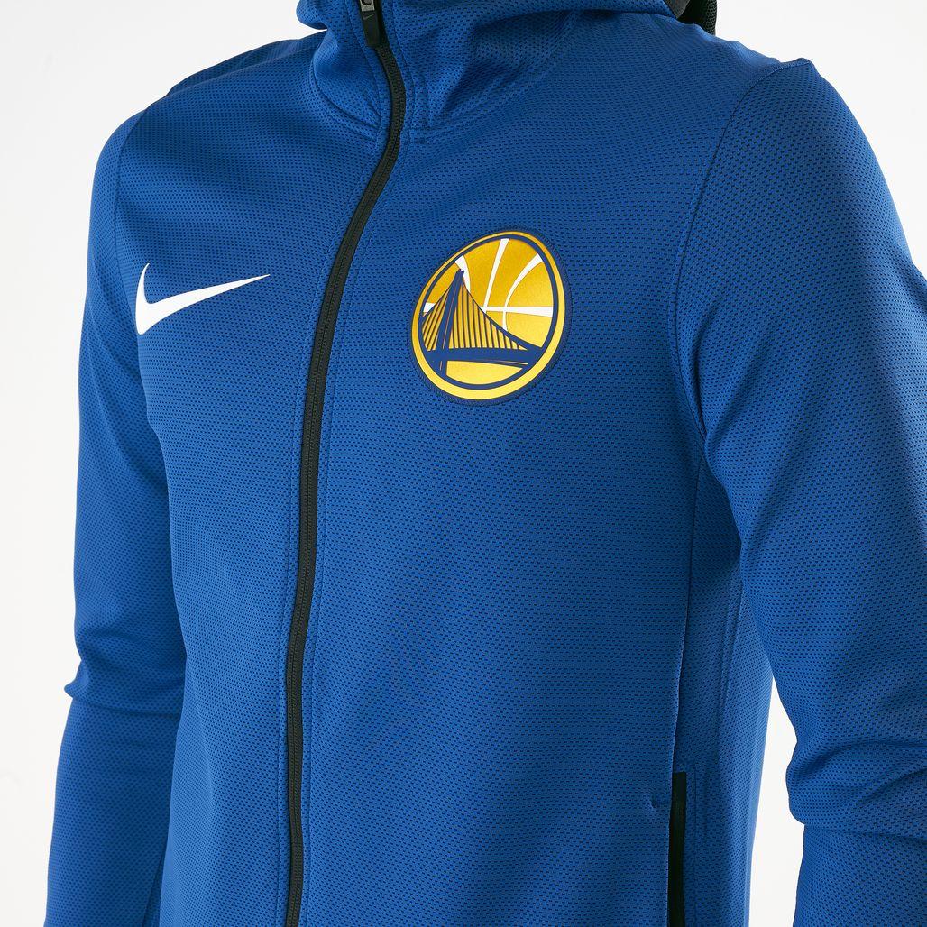 Buy Nike Men's NBA Golden State Warriors Therma Flex Showtime Hoodie Online in Saudi Arabia | SSS