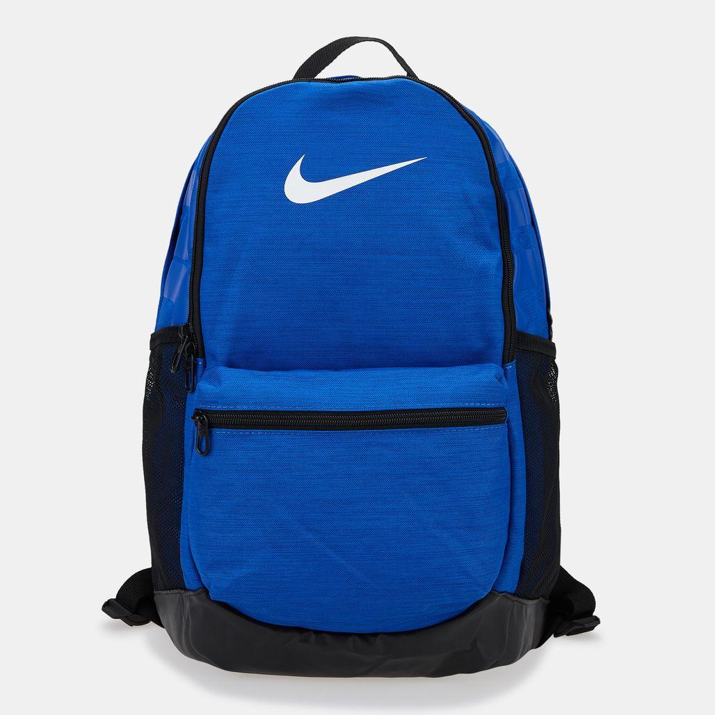 Nike Brasilia Training Medium Backpack - Blue