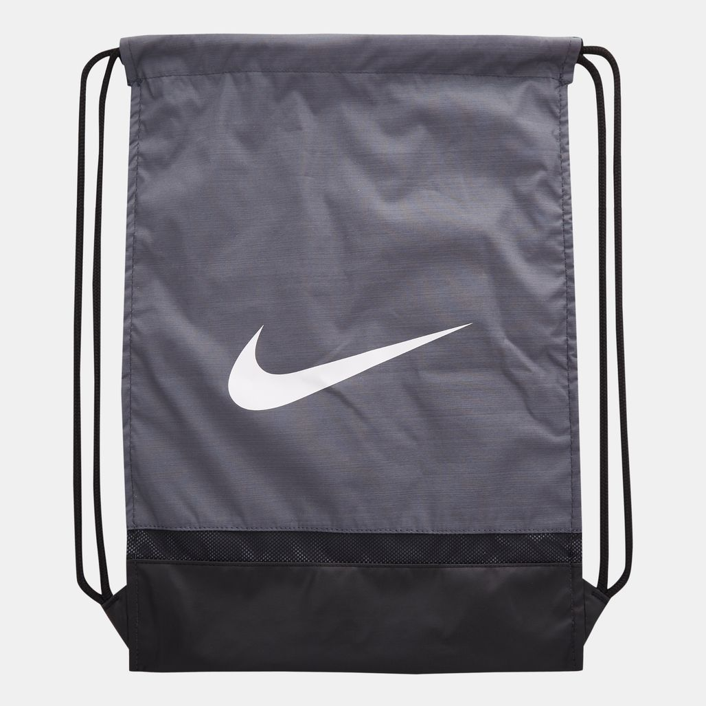 507283c1e7 Nike Men s Brasilia Training Gymsack - Grey