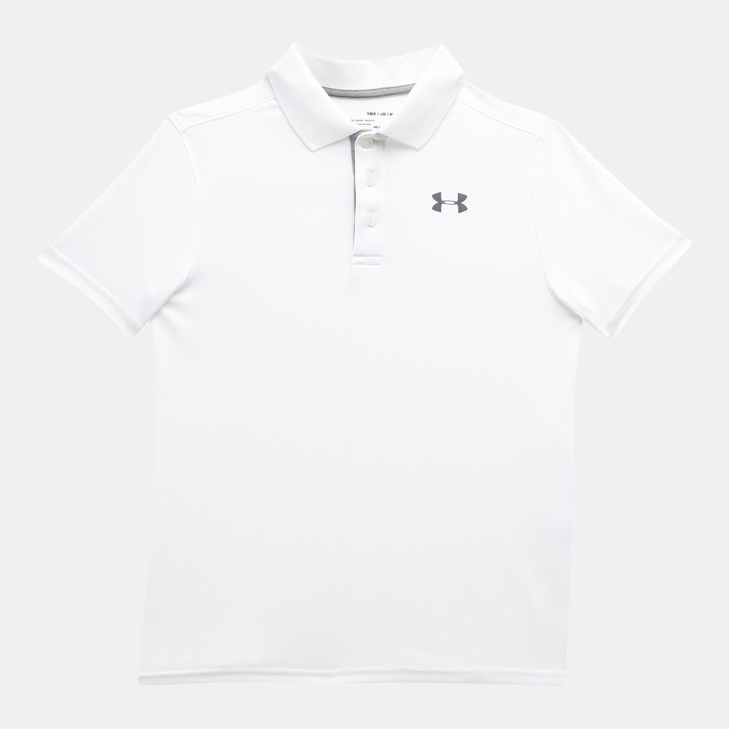 Under Armour Kids' Performance Polo T-Shirt (Older Kids)