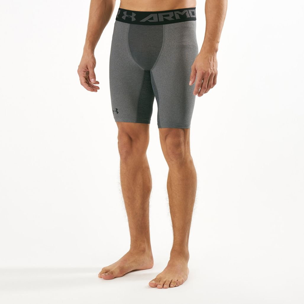 Under Armour Men's HeatGear Armour Long Shorts
