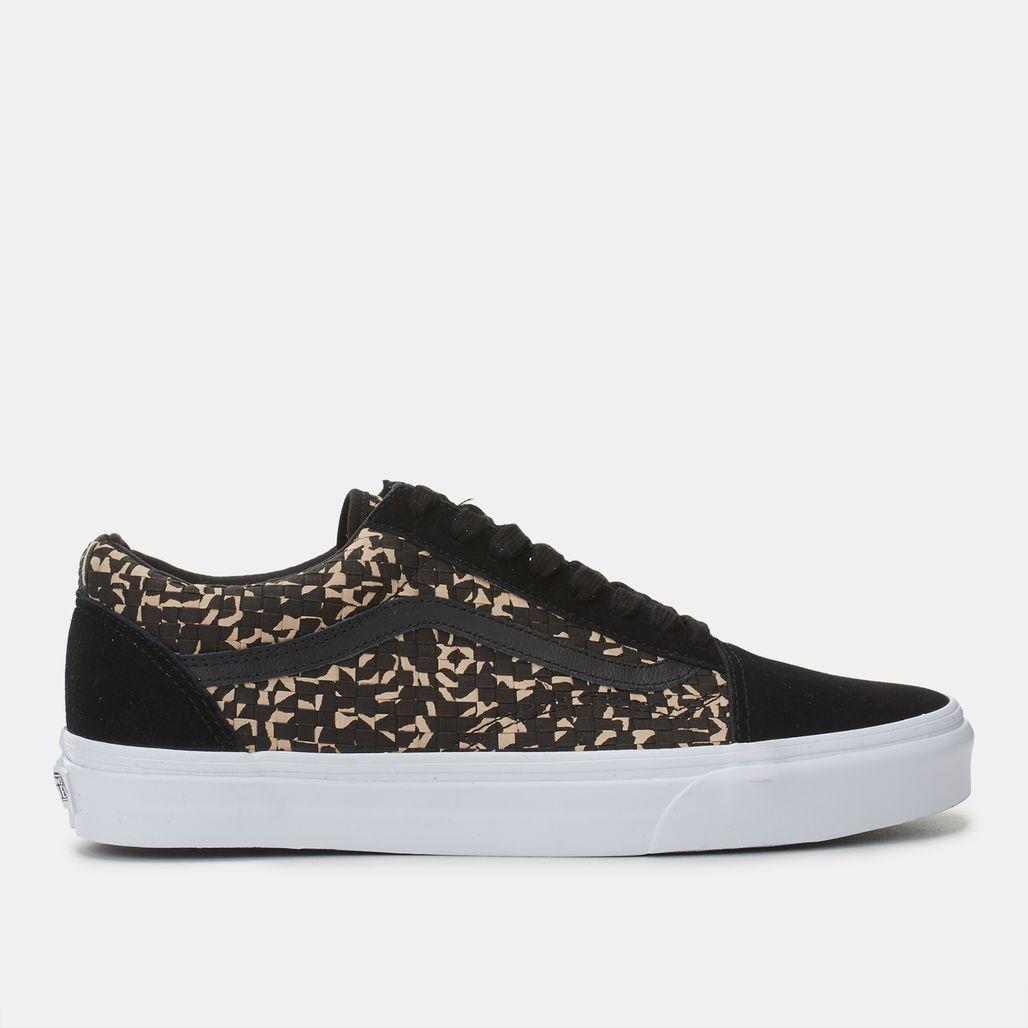 Vans Woven Textile Old Skool DX Shoes