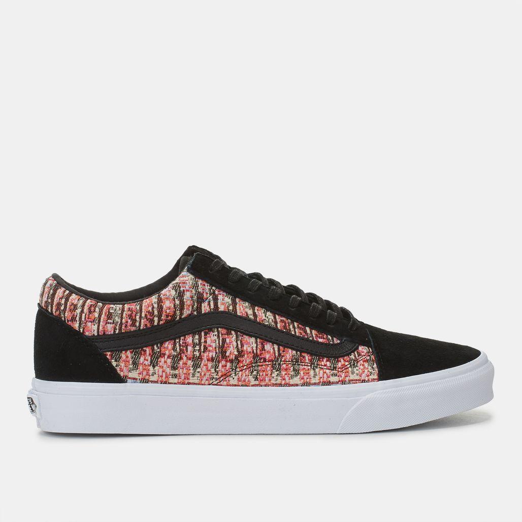 Vans Woven Old Skool DX Shoes