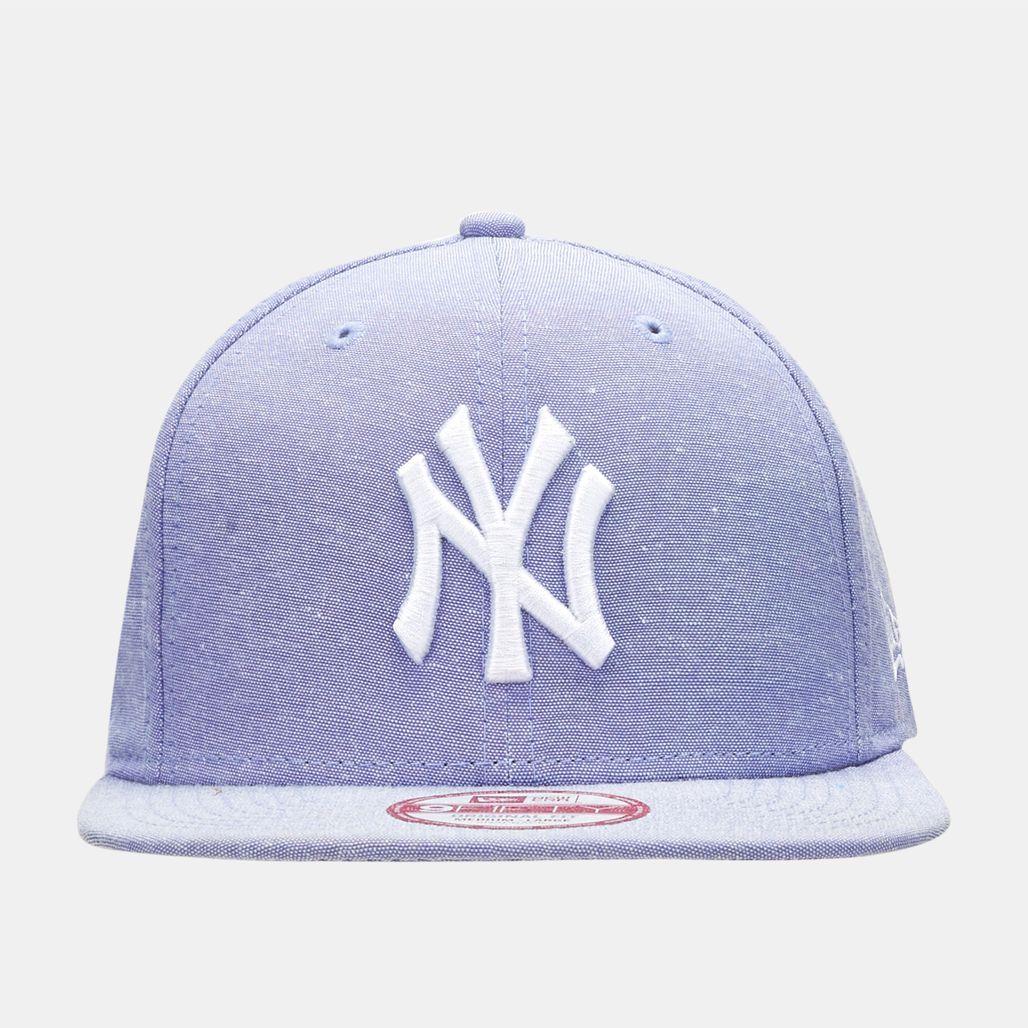 New Era MLB Oxford Lights New York Yankees 9FIFTY Snapback Cap