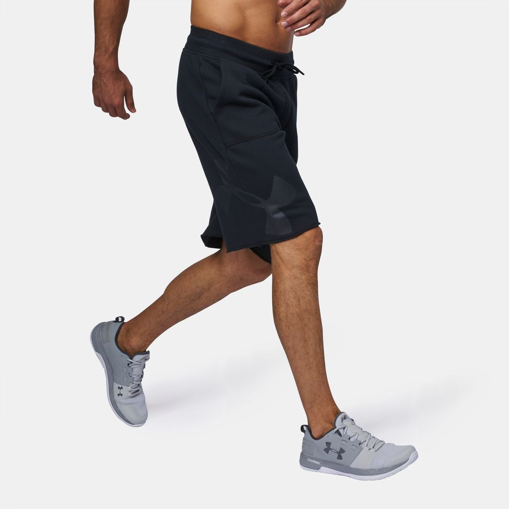 Under Armour Rival Exploded Graphic Short