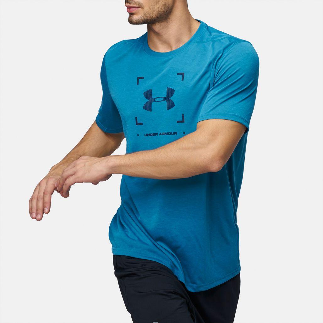 Under Armour Threadborne™ Target Logo T-Shirt