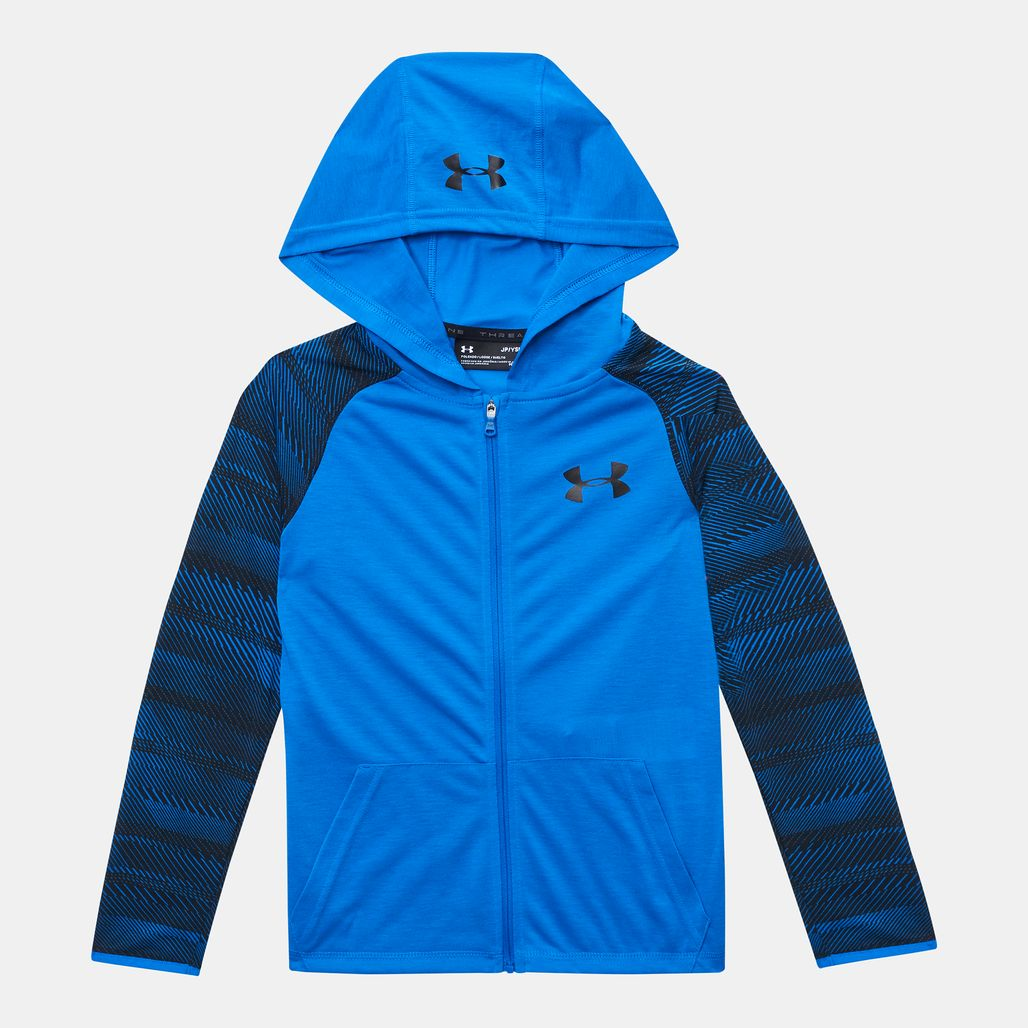 Under Armour Kids' Threadborne™ Full Zip Hoodie