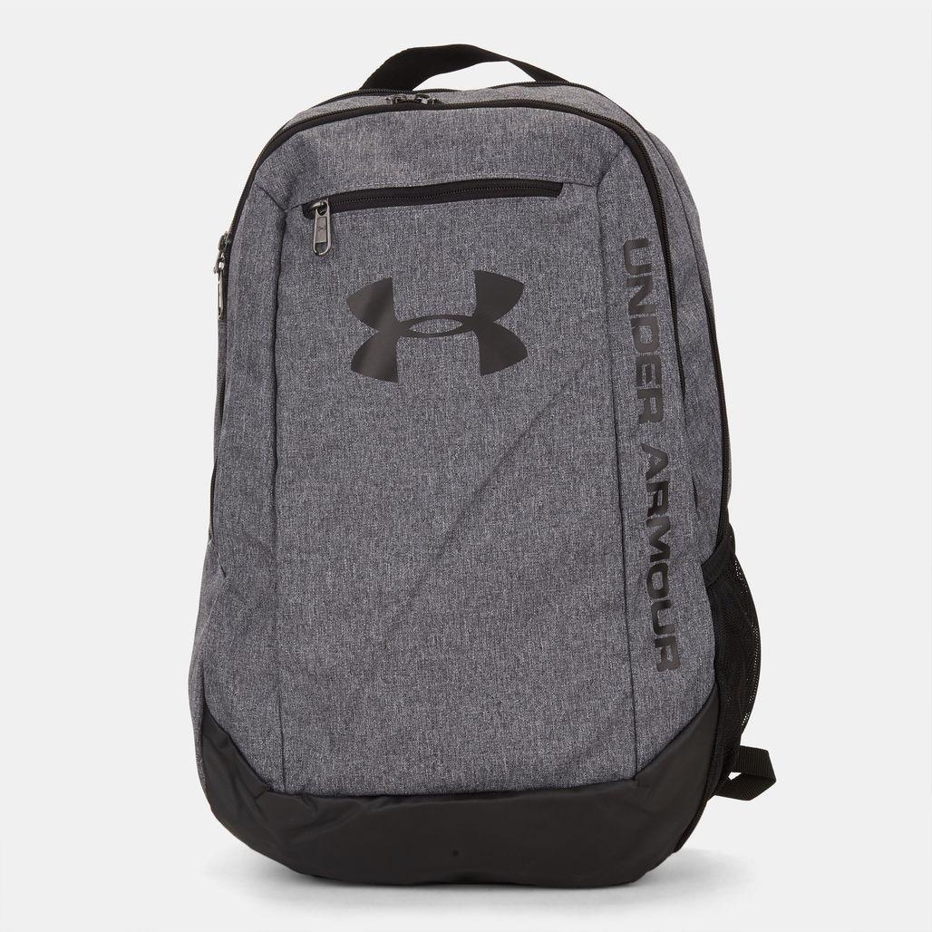 Under Armour Hustle LDWR Backpack - Grey
