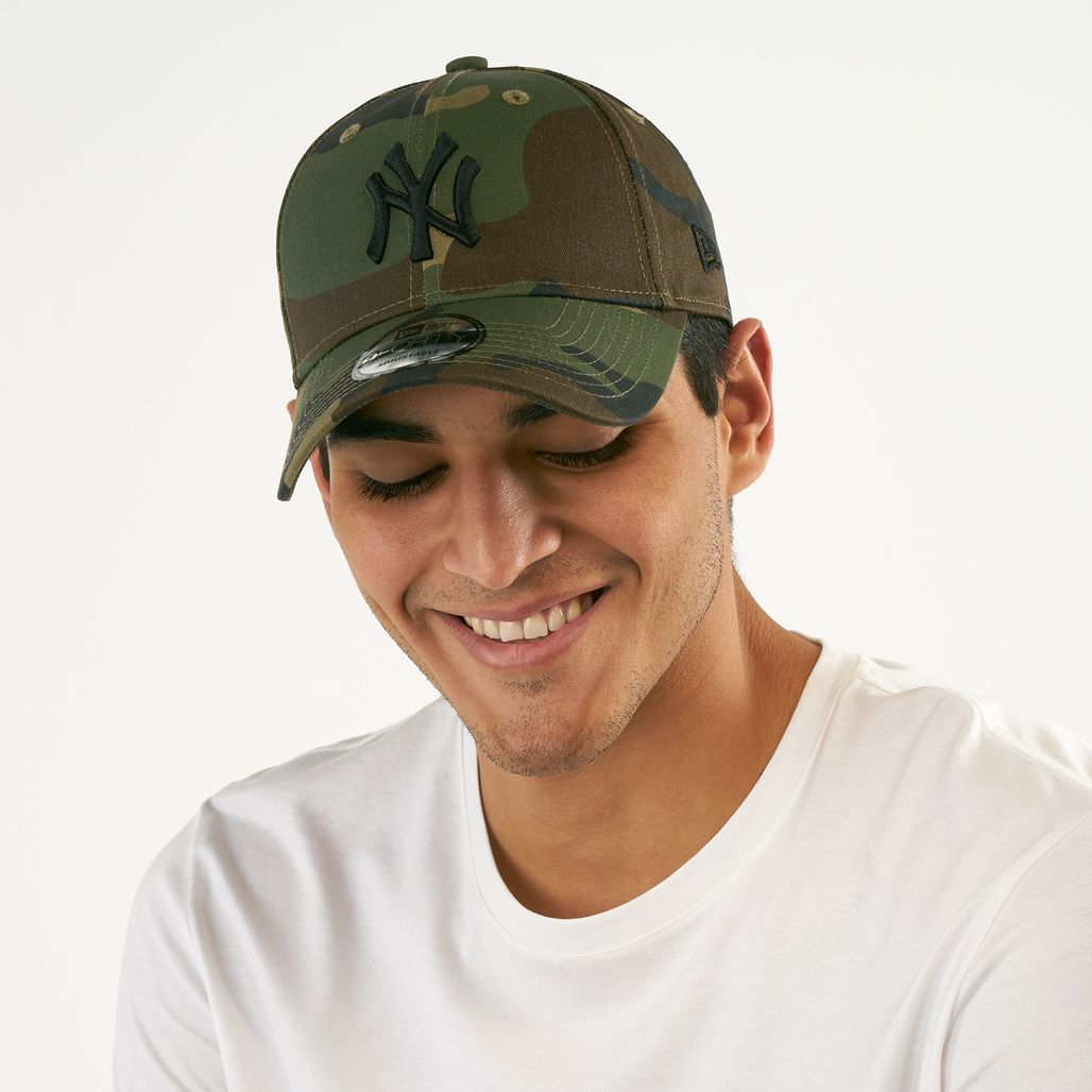 New Era Men's MLB New York Yankees League Essential 9Forty Cap - Multi