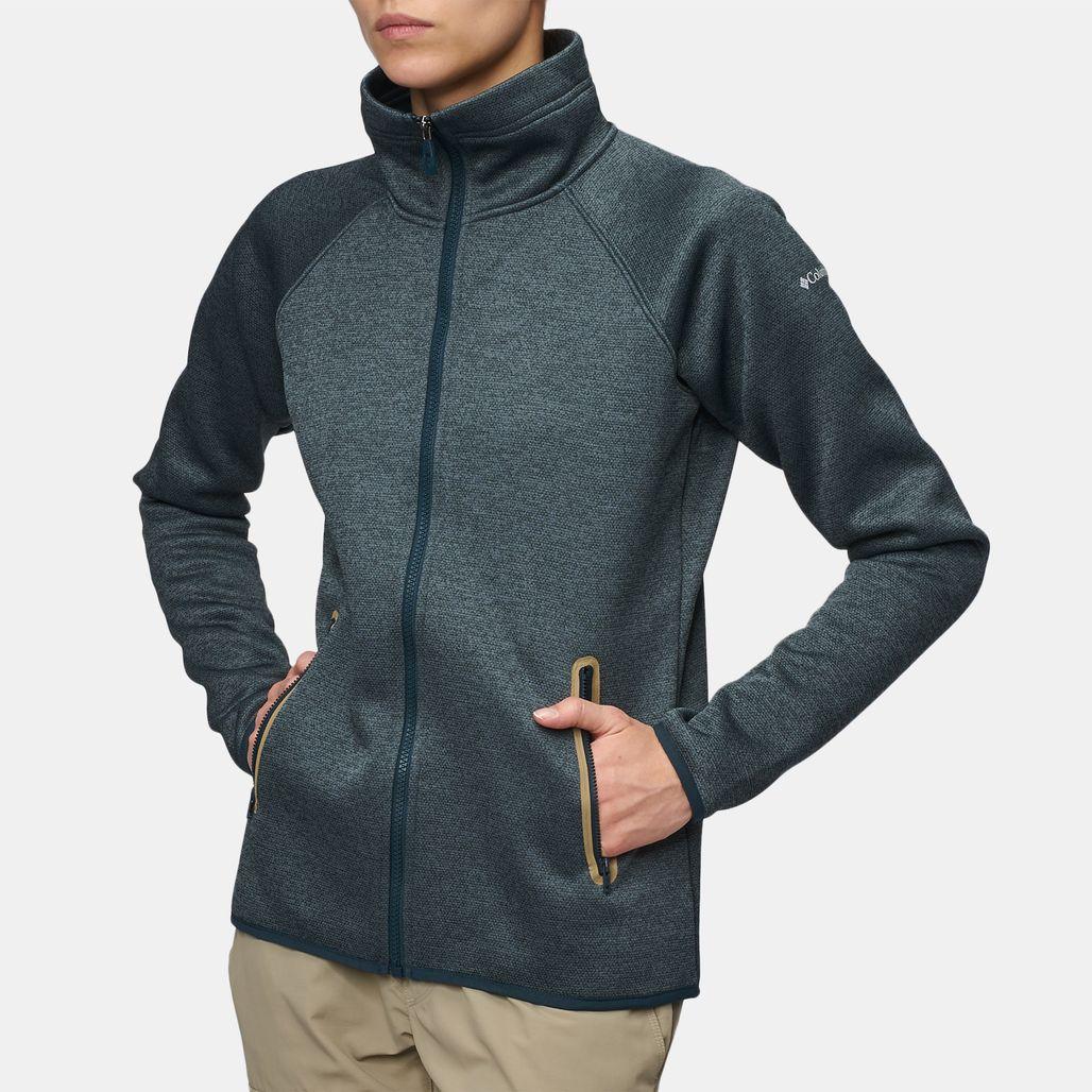 Columbia Heather Ledge™ Fleece Jacket