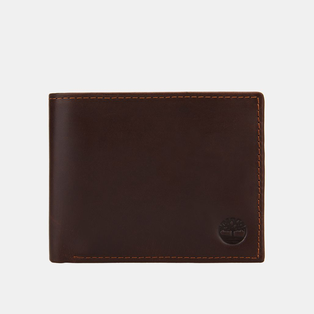 Timberland Men's Grafton Notch Large Wallet - Brown