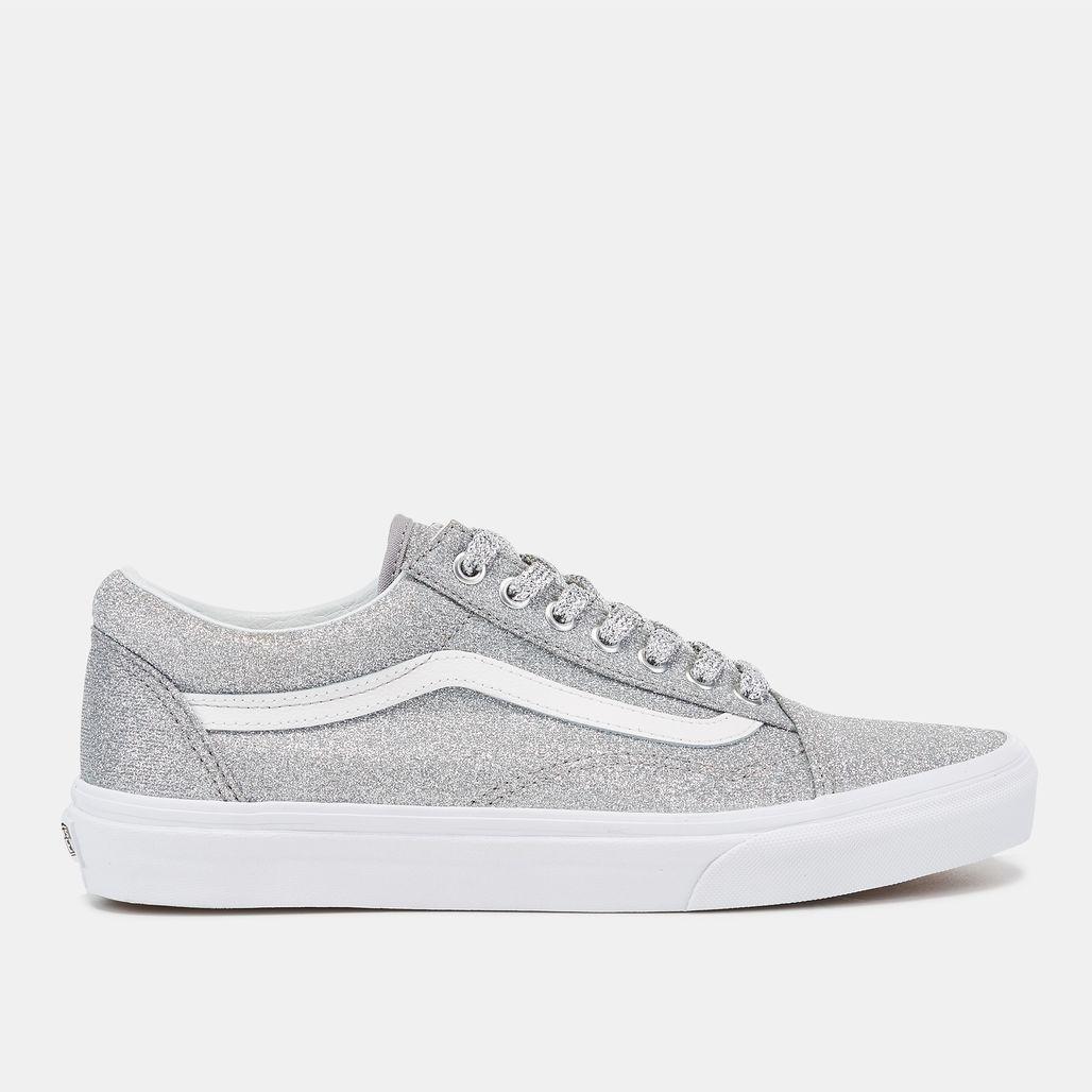 Vans Lurex Glitter Old Skool Shoe