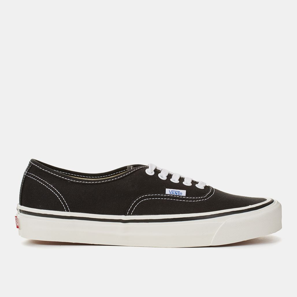 ad51249a872b11 Shop Black Vans Anaheim Factory Authentic 44 DX Shoe for Mens by ...