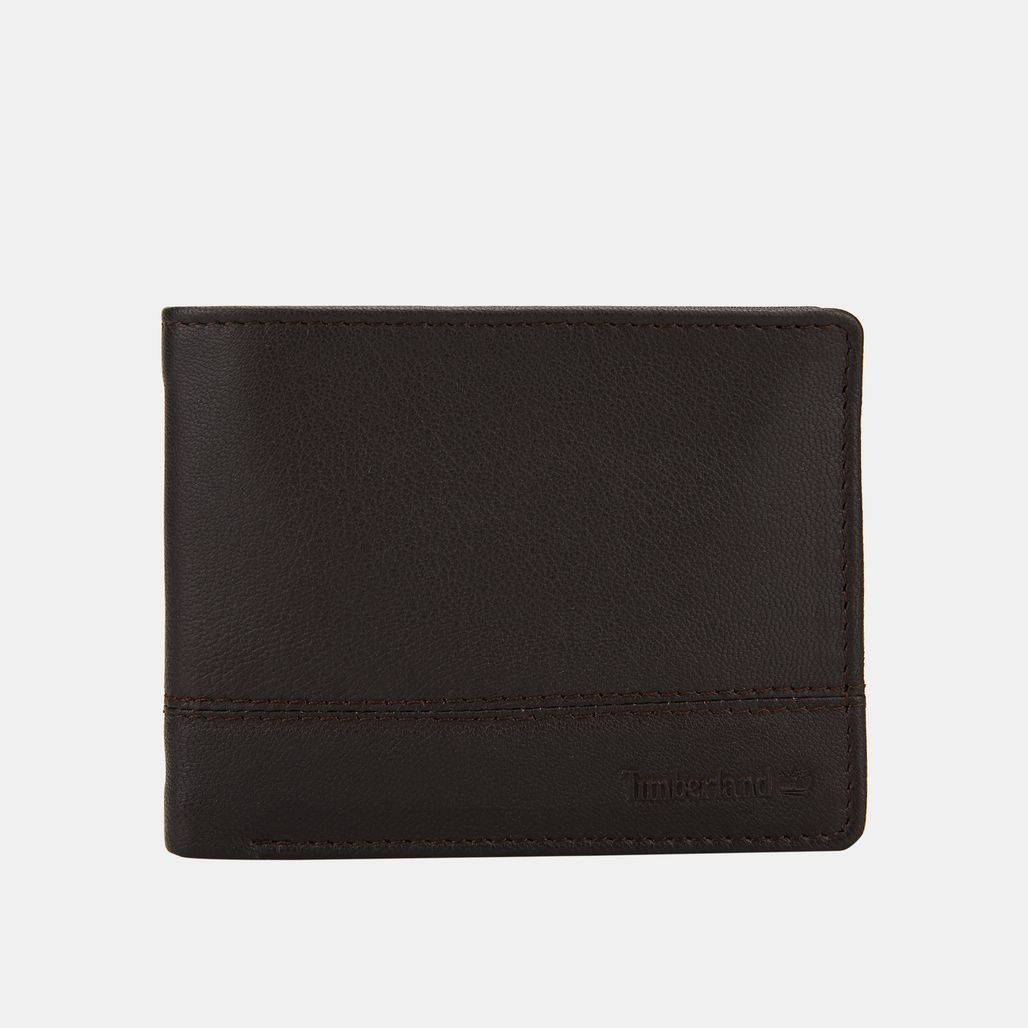 Timberland Men's Willowdale Large Wallet - Brown
