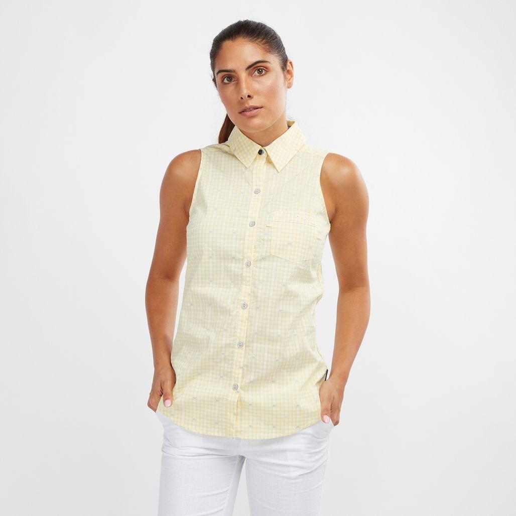 Columbia Super Harborside™ Woven Sleeveless Shirt