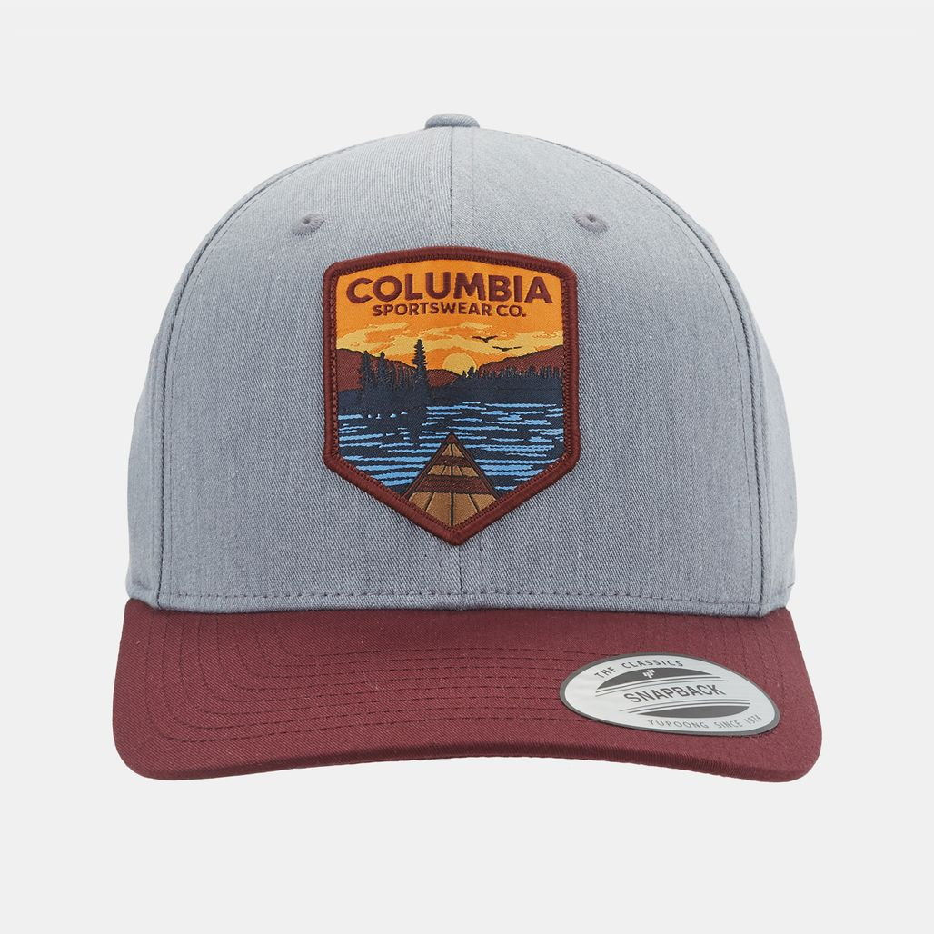 Columbia Trail Essential™ Snap Back Hat - Black