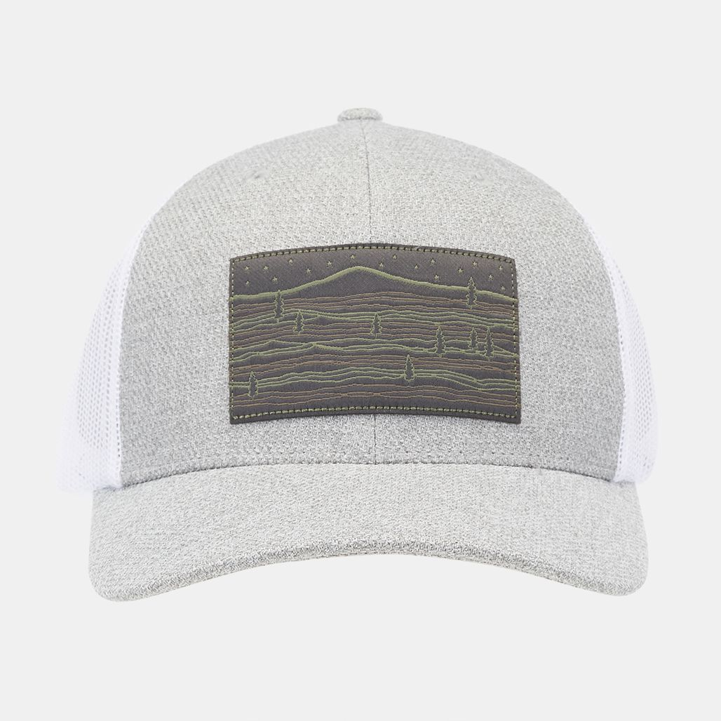 Columbia Mesh™ Snap Back Hat - Grey
