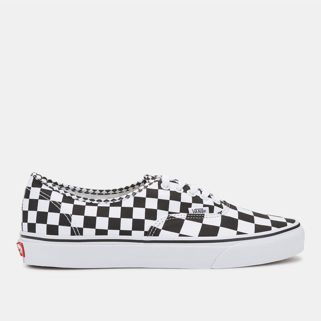 Vans Checkerboard Authentic Shoe