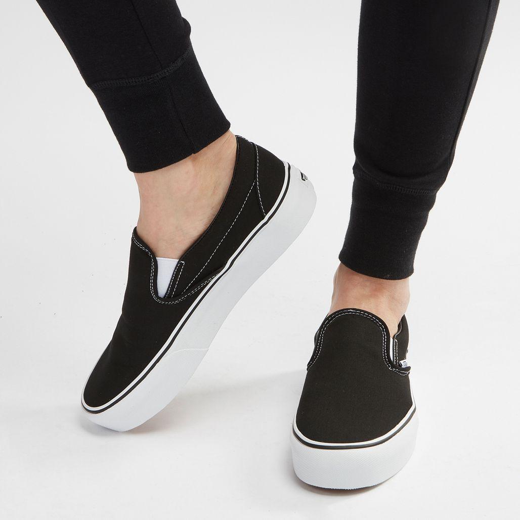 Vans Classic Platform Slip-on Shoe