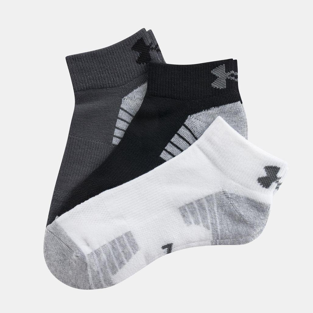 Under Armour Tech Lo Cut Socks (3-Pack)