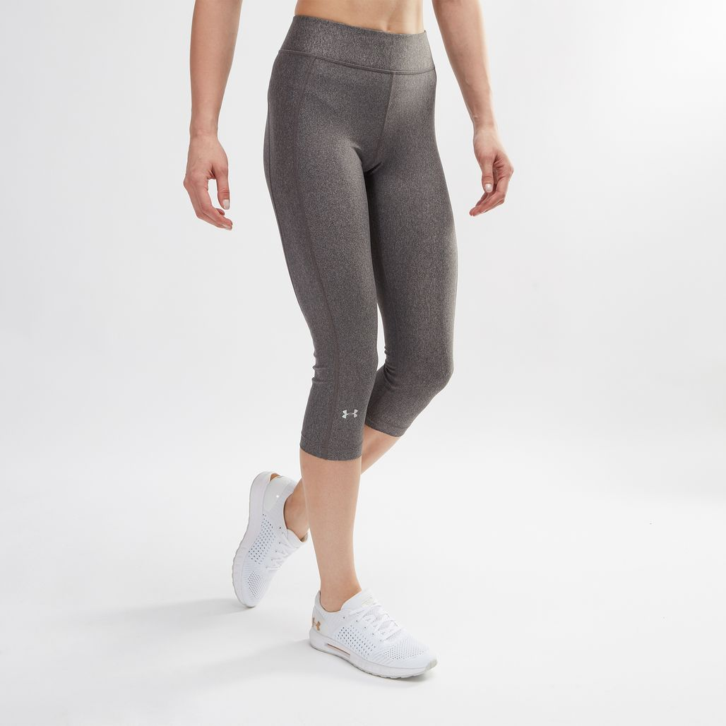 Under Armour HeatGear Armour Capri Leggings