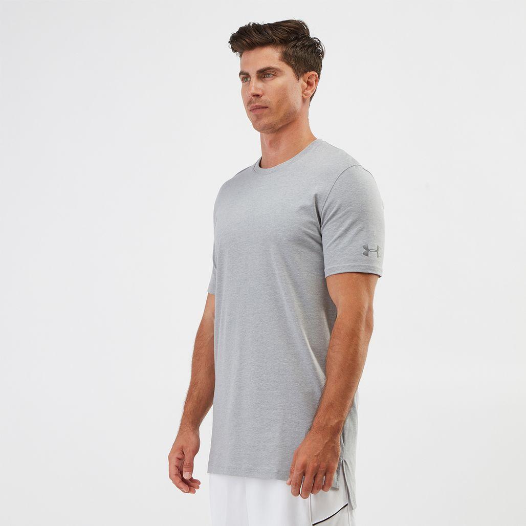 Under Armour Baseline Long Line T-Shirt