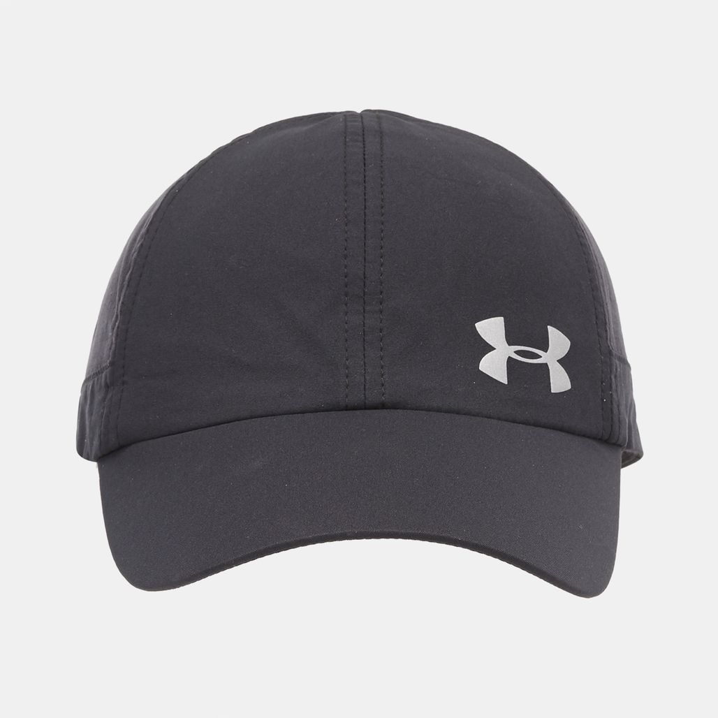 Under Armour Fly By Cap - Black