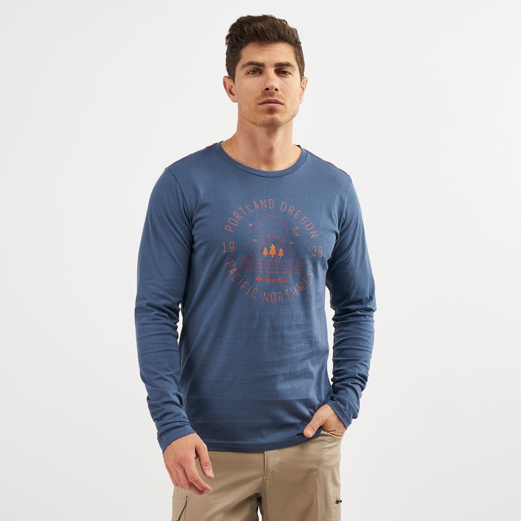 Columbia Mill Creek Long Sleeve T-Shirt