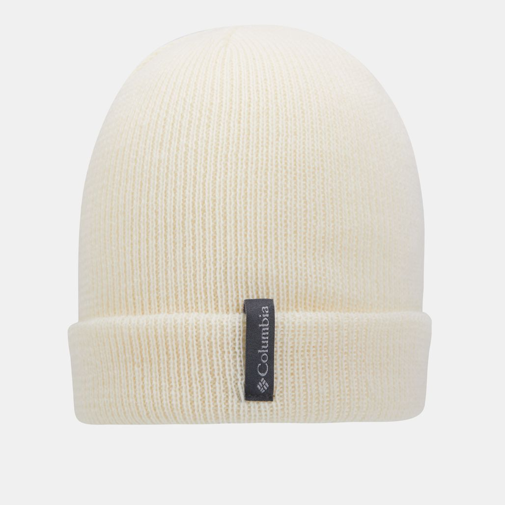 Columbia Going Out Beanie - White