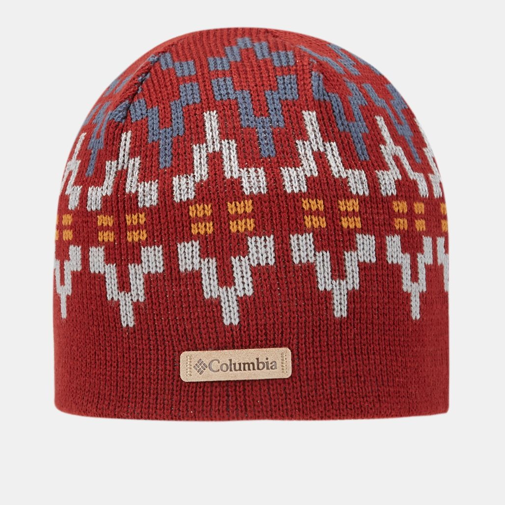 Columbia Alpine Action Beanie Hat - Red
