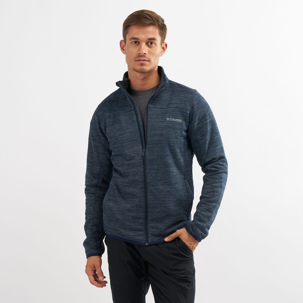 Columbia Men's Birch Woods™ Full Zip II Fleece Jacket