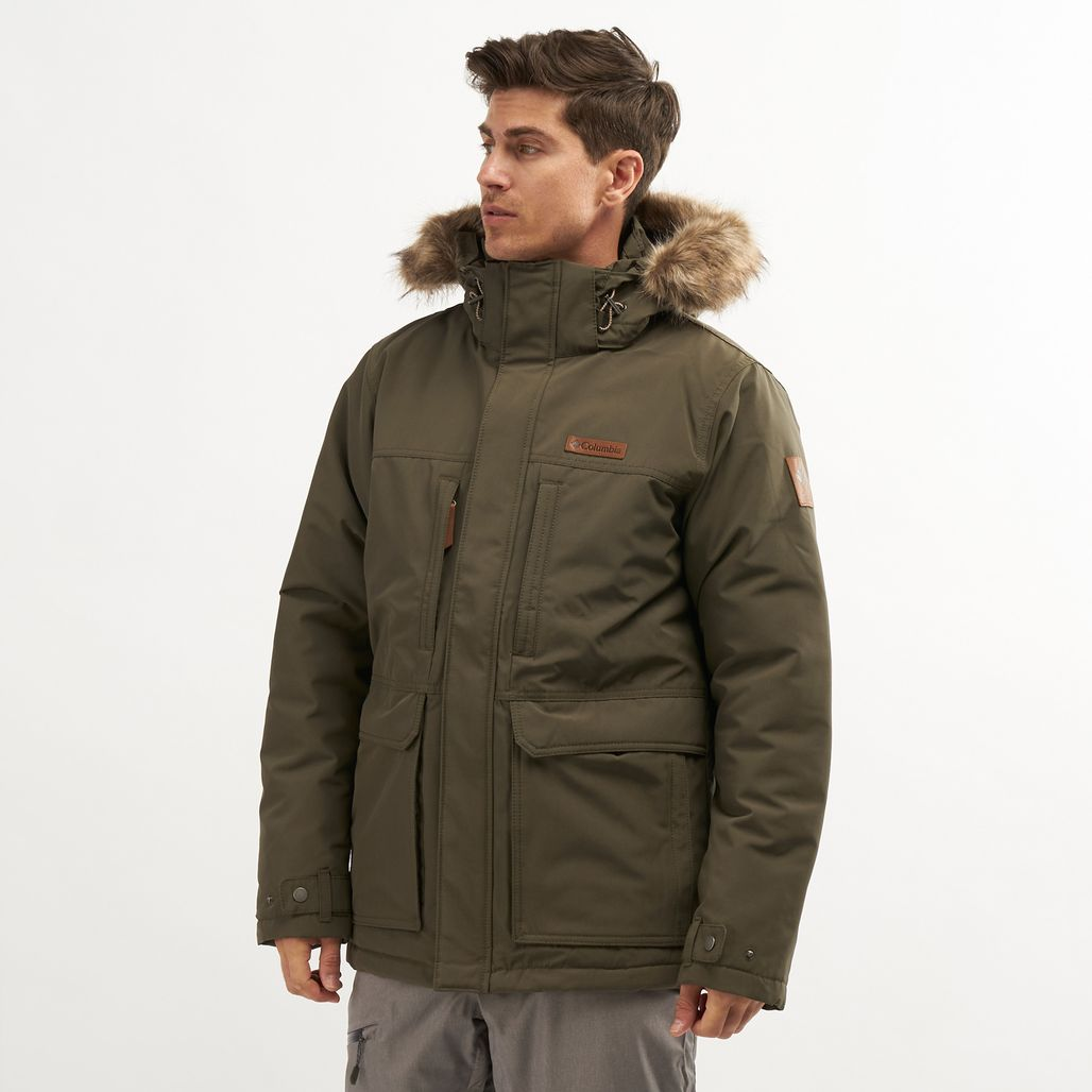 Columbia Men's Marquam Peak Jacket