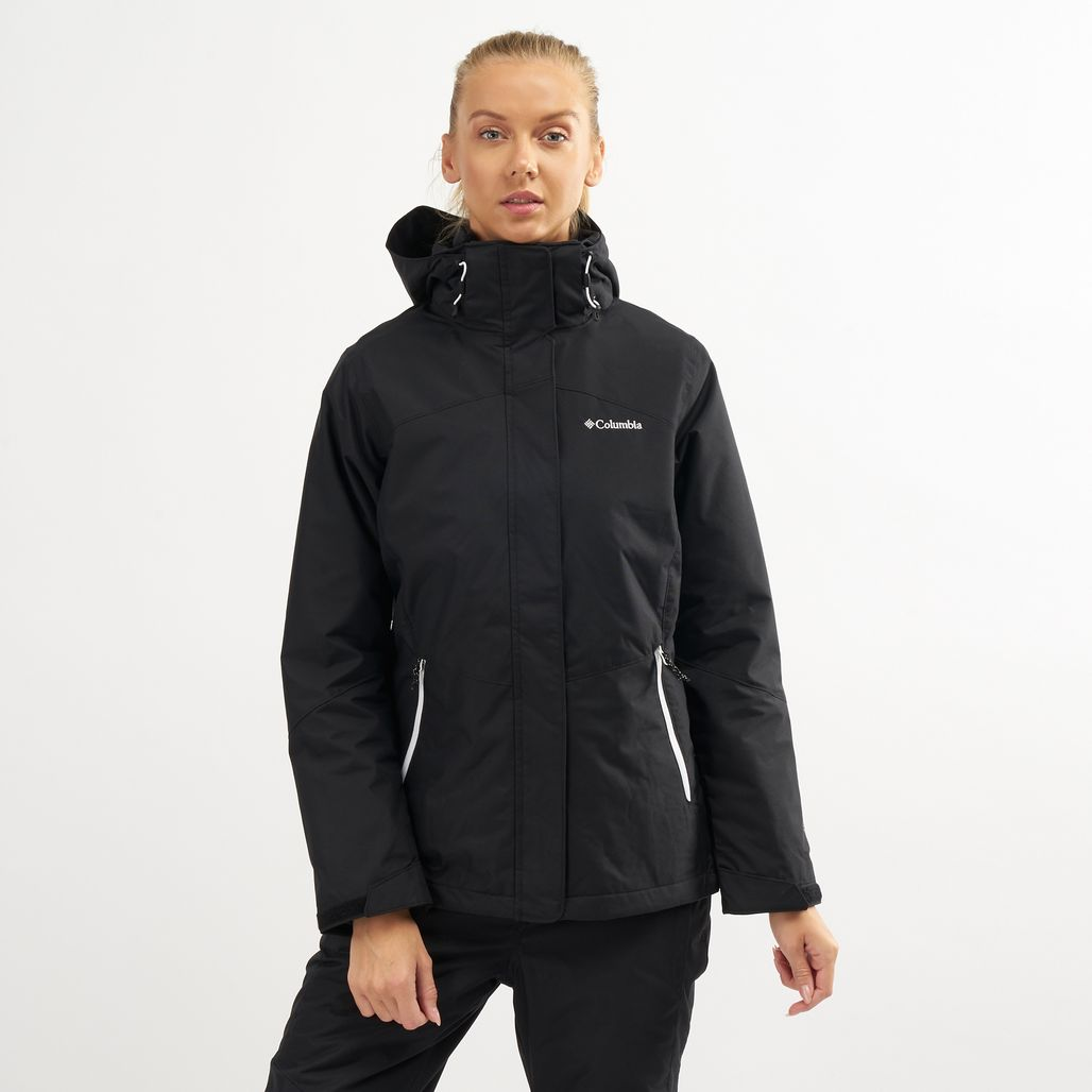 Columbia Women's Bugaboo™ II Insulated Interchange Jacket
