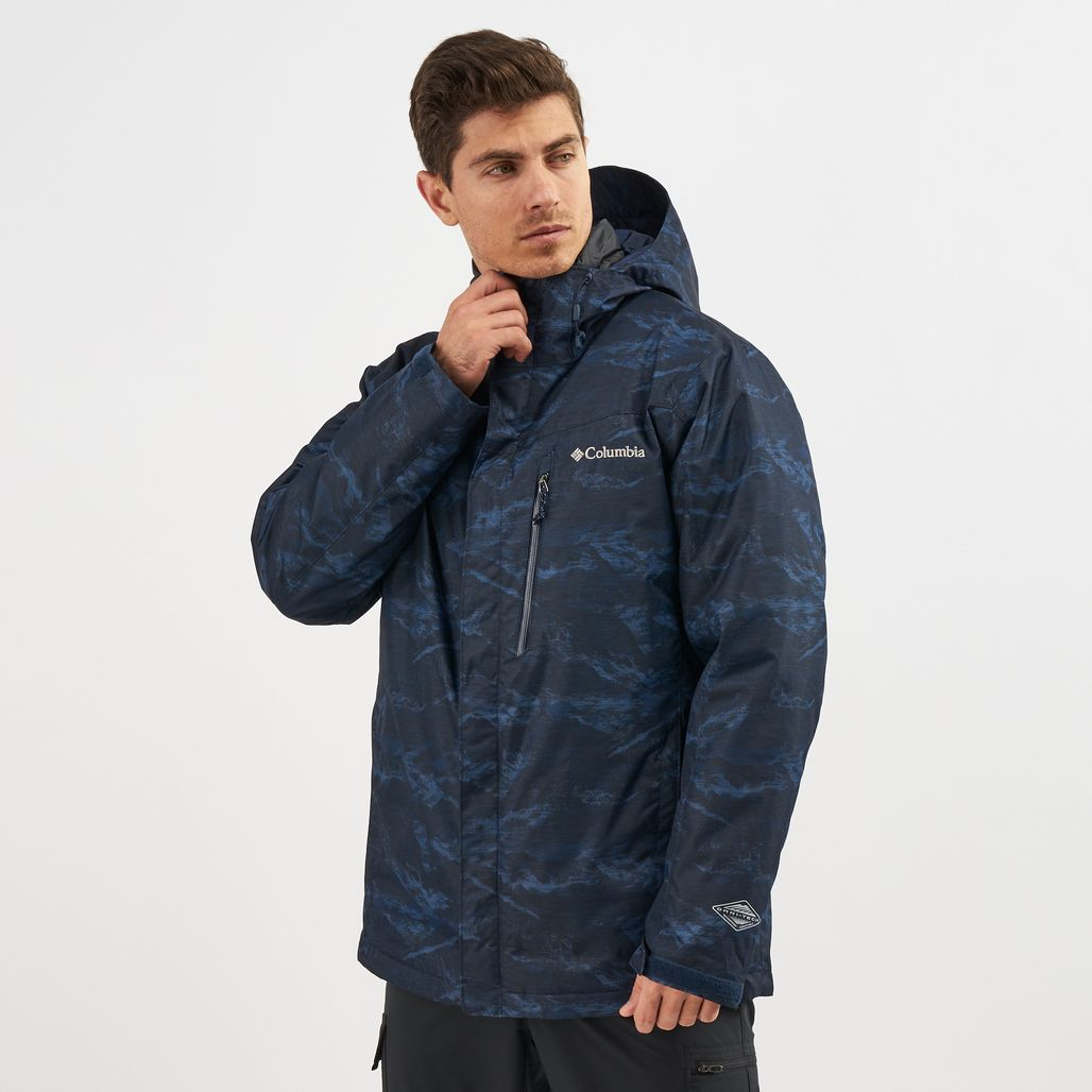 Columbia Whirlibird 3 Interchange Jacket