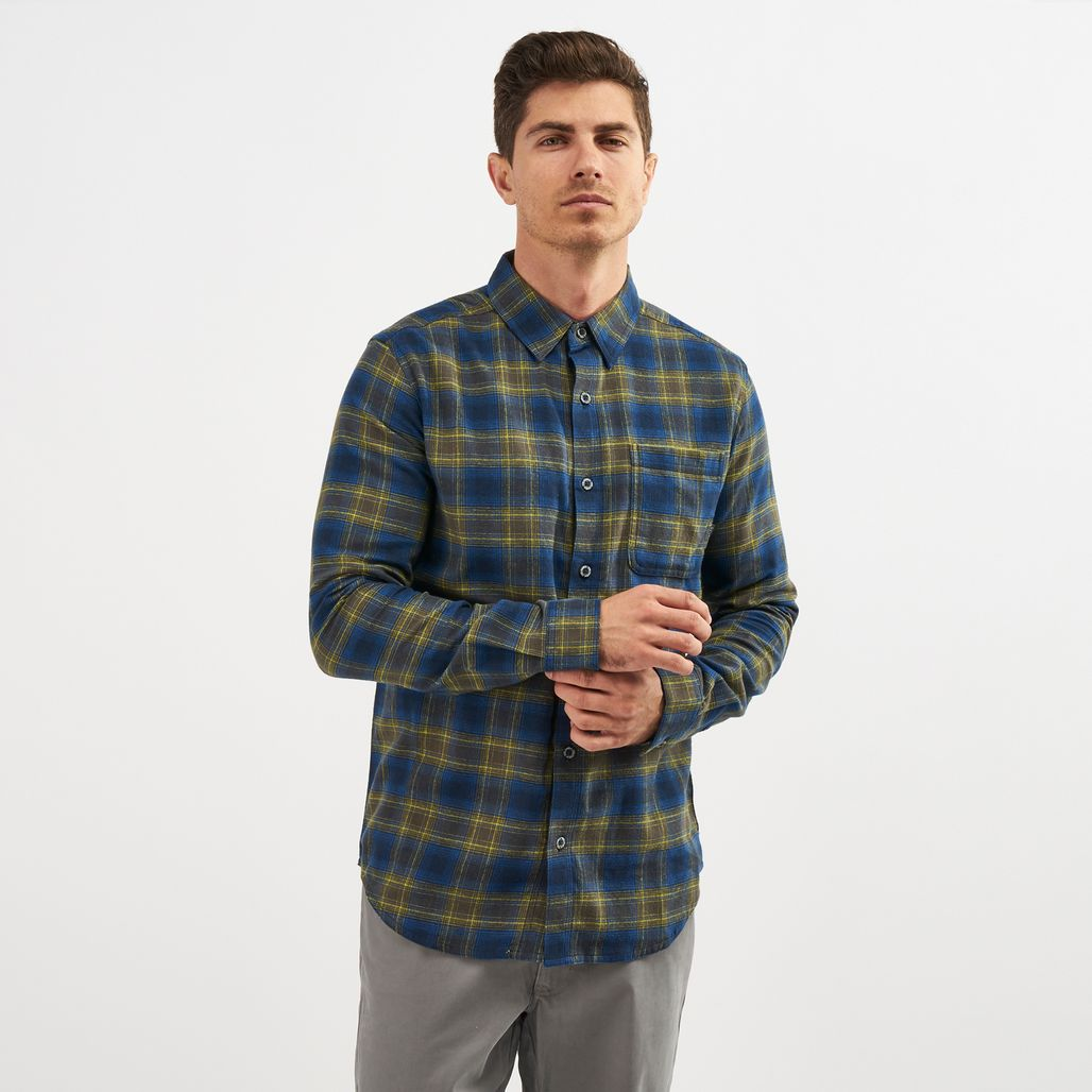 Columbia Boulder Ridge Long Sleeve Flannel Shirt