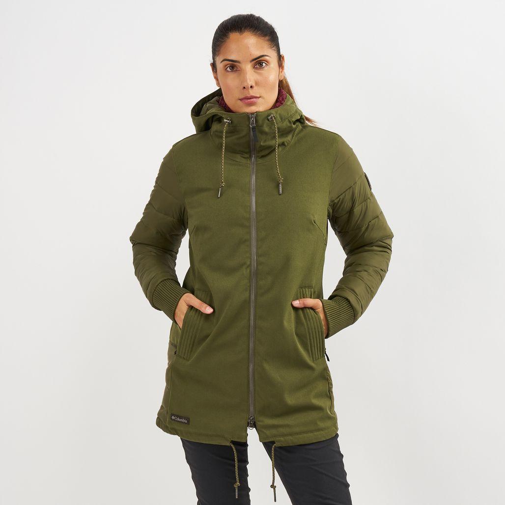 Columbia Boundary Bay™ Hybrid Jacket