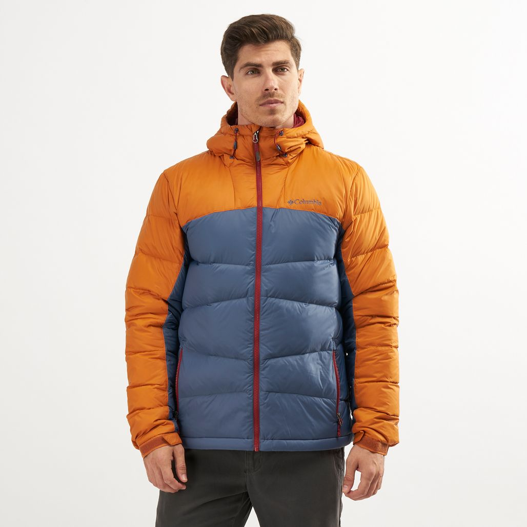 Columbia Men's Quantum Voyage Hooded Jacket