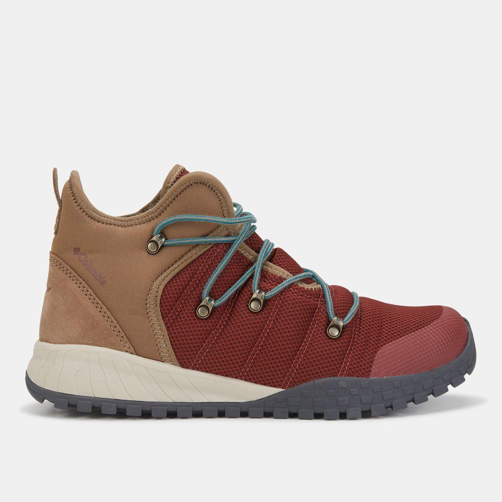 Columbia Fairbanks 503 Mid Shoe
