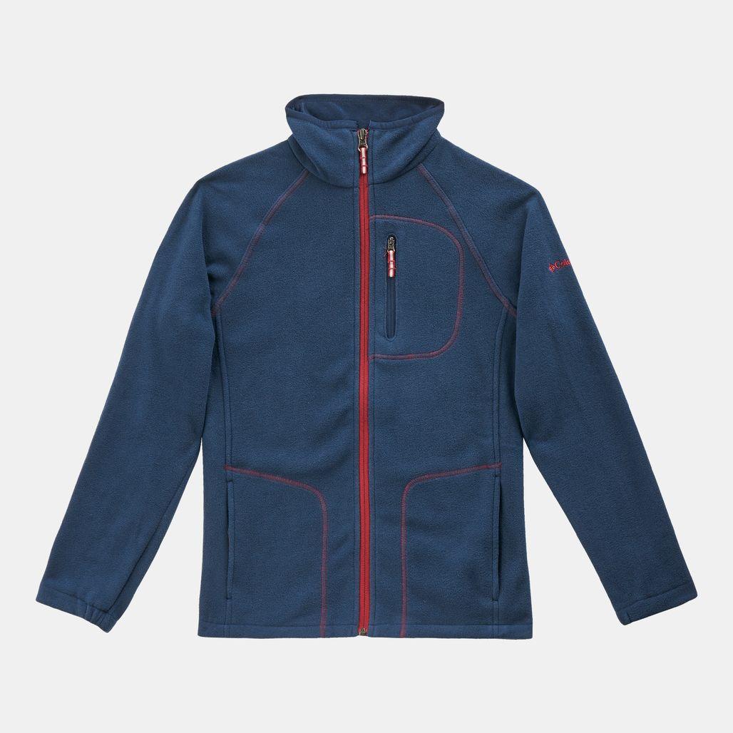 Columbia Kids' Fast Trek II Full Zip Jacket